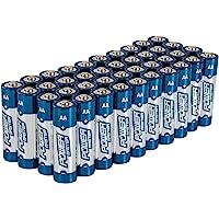 PowerMaster 827540 Ultra+ 动力碱性电池 - AA - 40 个装 银色 827540