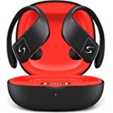 SENSO Wings 无线耳塞,蓝牙 5.0 TWS 真无线耳机,锻炼降噪防汗耳塞,带麦克风,40 小时播放时间,适用…