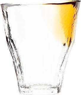 東洋佐々木ガラス 烧酒杯 日本制玻璃制 可加热酒盅 琥珀 日本制造 340毫升 42110TS-WGAB