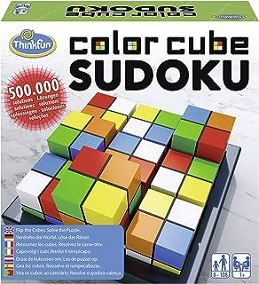 Ravensburger 76342 Thinkfun Color Cube Sudoku 游戏