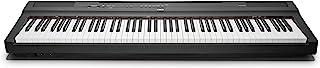 Yamaha 雅马哈 P125 便携式数字钢琴,黑色