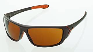 Cebe Spider 棕色 AR 镜片太阳镜 - 深棕色/亚光橙(旧版)
