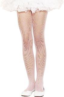 MUSIC LEGS 女孩网眼连裤袜