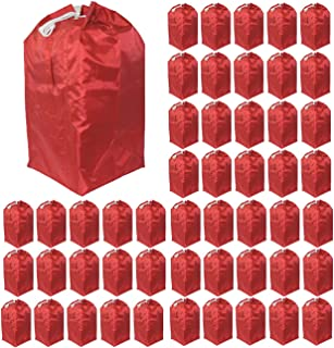 Olivitan(东方) 受到推进Wagon・购物车 各种洗衣车用 收集 收集 干袋 50个装 红色 02090650