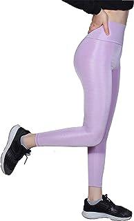 Clearance! Swanson 女式高腰打底裤瑜伽健身跑步打底裤