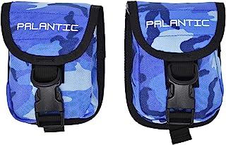 Palantic Scuba 潜水重量口袋袋,带 QR 搭扣,一对