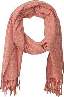 Heboto 女式羊绒披肩围巾纯色羊绒围巾(23 种颜色)