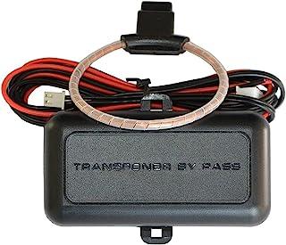 AMOSKAMAR 车载固定器收发器旁路模块通用芯片钥匙(需要备用芯片钥匙!仅适用于芯片钥匙)