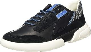 Geox 男士 U Prj 10 A 运动鞋