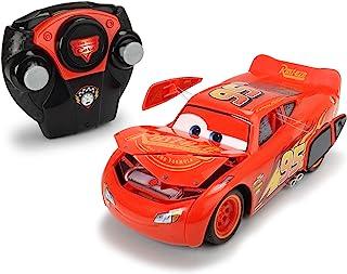 Dickie Toys 203084018 RC 汽车总动员 3 闪电麦昆疯狂碰撞遥控车
