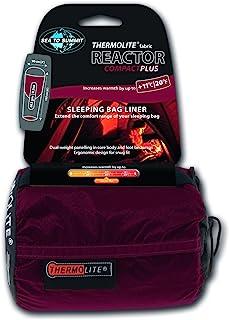 Sea to summit AREACTPL Thermolite®额外升温睡袋内胆 黑色和红色