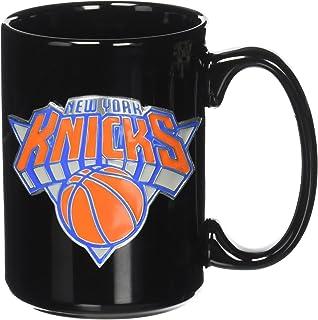 NBA 纽约尼克斯队咖啡杯,均码,黑色
