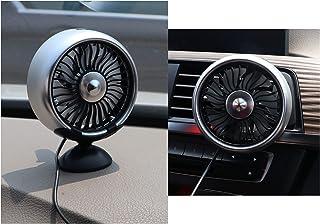 电动汽车风扇便携式汽车座椅风扇小风扇