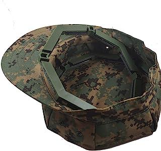 USMC 和 NAVY 可调军事巡逻帽 8 点式封套塑形枕芯数字