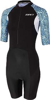 Zone3 女式 Lava 短袖三角裤