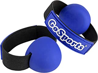 GoSports 完美套装排球套装训练器 | 教授基础和适当的设置形式