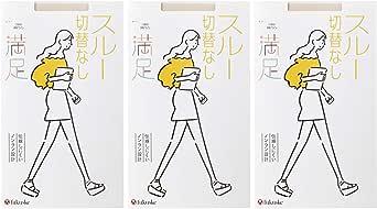 Fukuke 连裤袜 3双装 女士