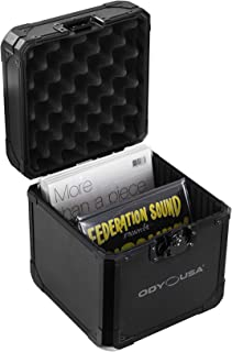 Odyssey Cases 7 英寸乙烯基/实用盒可容纳 60 张唱片(K7060BL)