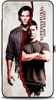带扣铰链钱包 - Supernatural