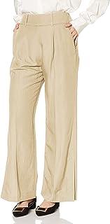 SNIDEL 亚麻裤 SWFP203156 女士
