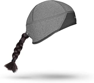 GripGrab 女士防风轻薄保暖骷髅头骑行帽