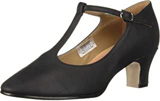 Bloch 女式Chord T型绑带 5.08 厘米舞鞋