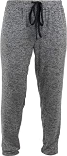 Hello Mello 免烫螺纹慢跑裤采用奢华柔软面料和可调节弹性腰带