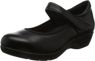 [亚瑟士商务]相当于宽幅3E3.4cm鞋跟绑带 浅口鞋