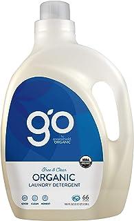 Green Shield Organic - 洗衣粉 3 x 集中免费 & 清除 - 100盎司
