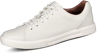 Clarks 男士 Un Costa 系带低帮休闲鞋