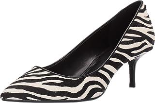 MICHAEL MICHAEL KORS FLEX 中高跟鞋女式尖头合成粉色高跟鞋