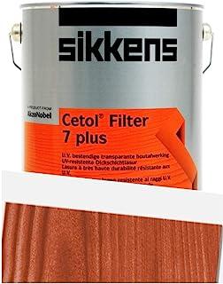 Sikkens Cetol Filter 7 Plus Woodstain 漆 - 所有尺寸 - 所有颜色 Teak 2.5l 2.5 l 30511