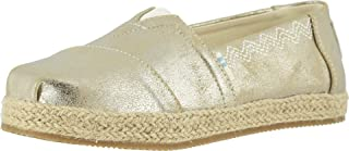 Toms 女式 TRVL Lite 一脚蹬鞋 Taupe 5 Big Kid