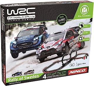 Ninco - WRC Rally Sweden 电路 Slot (玩具91013)