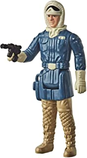 Star Wars Retro Collection Han Solo (Hoth) Toy 3.75-inch Scale Star Wars: The Empire Strikes Back Figure, Toys for Kids Ag...