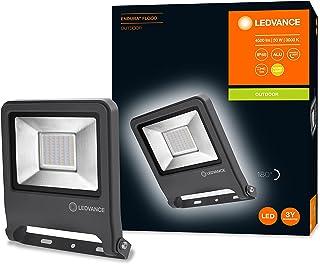 LEDVANCE LED 泛光灯 适用于户外使用 暖白 226.0 毫米 × 201.0 毫米 × 37.0 毫米 ENDURA FLOOD