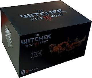 Dark Horse Deluxe The Witcher III: The Wild Hunt: Geralt in Bath 合成树脂雕像