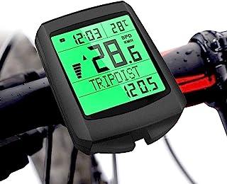 zwq 自行车里程表无线防水自行车速度计 Atletica 运动胸带,ECG 精确测量