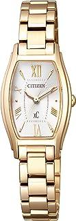 CITIZEN西铁城 腕表 Cross sea 光动能驱动 EW5542-57A 女士 金色