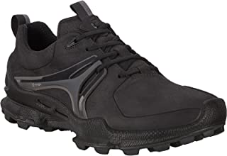 ECCO 爱步 男式 Biom C-Trail 运动鞋, Black, 10 UK