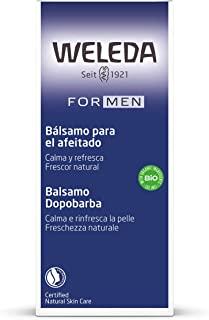 WELEDA 维蕾德 男士爽肤水,剃须后使用,天然护肤,植物精华,爽肤的同时防止干燥,100毫升