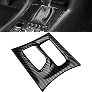 MOFANS *控制齿轮换档面板修剪适合与 Dodge Charger 2015-2020 兼容