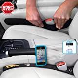 Drop Stop - 原装*汽车座椅缝隙填料(与鲨鱼缸上看到的一样) - 2 件套