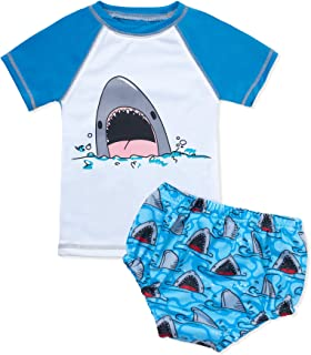Von Kilizo 幼儿男孩泳装*泳衣平角裤 2 件男婴泳衣