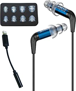Etymotic Research 限量版 ER2XR 扩展响应高性能入耳式耳机(限量版兼容 iPhone 适配器和新双法兰尖分类)