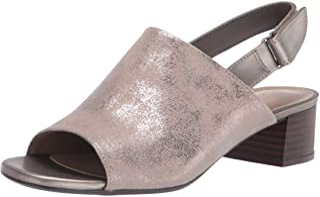 Clarks 女式 Elisa Lyndsey 高跟凉鞋