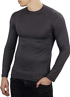 281Z 男式战术吸湿排汗衬衫 - 户外徒步训练 - 运动锻炼 - Polartec Delta (石墨)