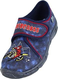 Beck 男童 3035 摩托车越野赛邓克布劳穆勒鞋