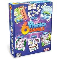 Junior Learning Different Phonics 游戏(6 件套)