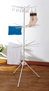 武田公司 [晾衣架・晾衣・洗涤・室内晾干] 室内晾衣架 衣架 白色 SSM-170WH